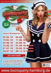 Bootsparty Hamburg