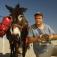 Roland Marske - Zwei Esel auf Pilgerreise