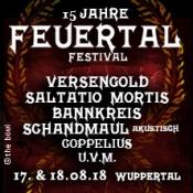 15. Feuertal-Festival - Festivalticket