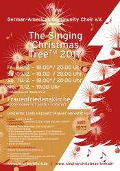 Singing Christmas Tree 2017