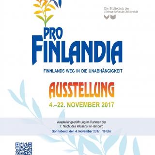 Pro Finlandia. Finnlands Weg in die Unabhängigkeit