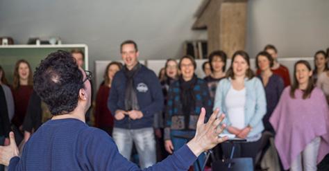 Workshops im Rahmen der voc.cologne 2018