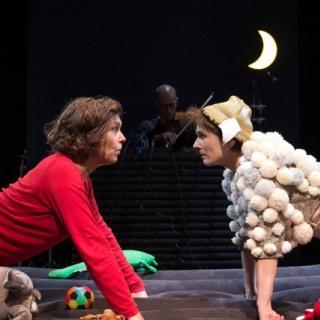 Kindertheater des Monats im JUKS Schenefeld - Das Schlaf vom Theater am Strom