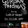 Gurdan Thomas live at Leib & Siegel