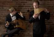 Duo PP - Virtuose Panflöte mit Gitarre