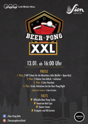 Beer Pong Night XXL