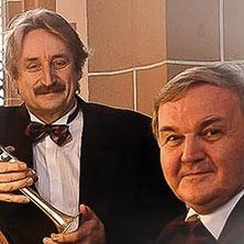 Ludwig Güttler und Friedrich Kircheis - Duo Trompete/Orgel