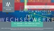 Ausstellung Wechselwerke Patricia Maciolek