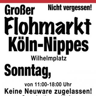 Flohmarkt Köln Nippes