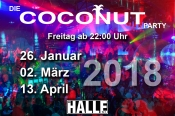 Coconut Party,freitag, 26. Januar 2018