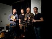Frode Gjerstad Trio + Steve Swell