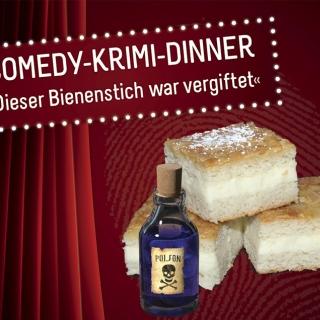 Comedy-Krimi-Dinner