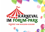 ***karneval Im Forum-park***