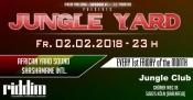 Jungle Yard- Reggae, Dancehall & Afrobeats- African Yaad Sound ls.  Shashamane Intl.