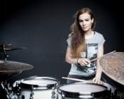 Anikan Nilles mit Band