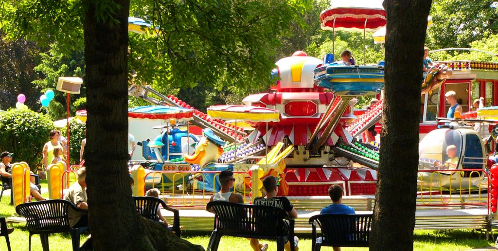 Stadt- und Kinderfest Lübz