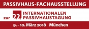 Passivhaus-Fachausstellung