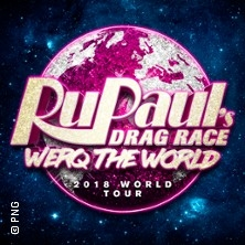Rupauls Drag Race Werq The World Tour