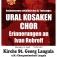 Ural Kosaken Chor & Chorgemeinschaft Langula