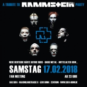 A Tribute To Rammstein Xv.