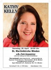 Kathy Kelly & Petri-Gospelchor Minden
