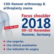 13th Hanover Arthroscopy and Arthroplasty Course