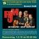 Konzert RJM - 3 Herren 3 Instrumente 3 Stimmen im Notenschlüssel