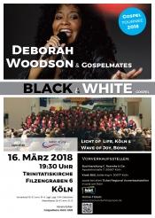 Black & White Gospel
