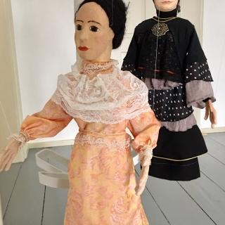 Clara Schumann trifft Clara Wieck - Marionettenspiel
