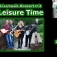 Livemusik-Konzert mit Leisure Time