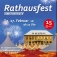 Rathausfest 2018 in Mühlenbeck am 17.02.2018