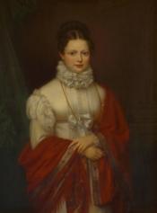 """Katharina von Württemberg und das """"Jahr ohne Sommer"""""""