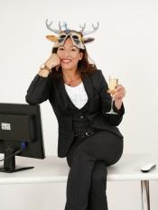 Andrea Volk: Feier-Abend! Büro und Bekloppte
