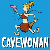 """Cavewoman """"praktische Tipps Zur Haltung Und Pflege Eines Beziehungstauglichen Partners!"""""""
