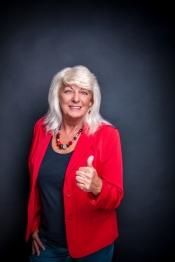 Monika Blankenberg: Altern ist nichts für Feiglinge - Jung bleiben