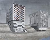 Driftende Bauten