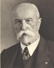 Masaryk und Hus