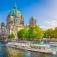 Berlin zu Land und zu Wasser Kombi Erlebnis Tour Bus und Boot