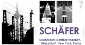»Horst Schäfer – Sichtbares sichtbar machen. Düsseldorf, New York, Paris«