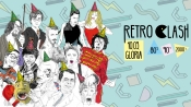 3 Jahre Retro Clash 80er/90/2000er Party