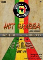 Hot Grabba - Dancehall meets Afrobeats