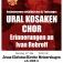 Ural Kosaken Chor & Chor 70 Meinerzhagen