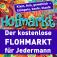 Hofmarkt - der kostenlose Flohmarkt für Jedermann