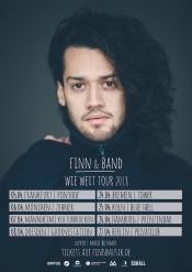 """FINN & Band - """"Wie Weit"""" Tour 2018"""