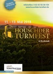 Houschder Turmfest am Winzerturm in Hochstadt
