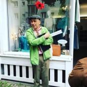 Touren Stadtführungen in Berlin Neukölln mit Reinhold Steinle hier: Reuterkiez