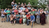 Offenes Singen mit dem 1. Bremer Ukulelenorchester