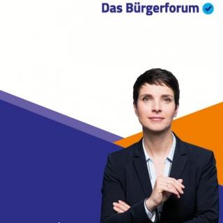 Frauke Petry - Auftaktveranstaltung Blaue Wende in MV