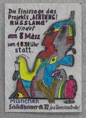 """Ausstellung """"Achtung Russland"""""""