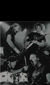 """Sacarium--""""Metallica-special"""" Mit Tobias Regner--special Guest: Red Raven"""
